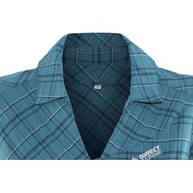 Directalpine Sandy 1.0 Flannel SS Shirt Damen petrol